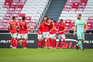 Benfica vence Marítimo na Luz