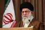 "O líder supremo iraniano, o ""ayatollah"" Ali Khamenei,"