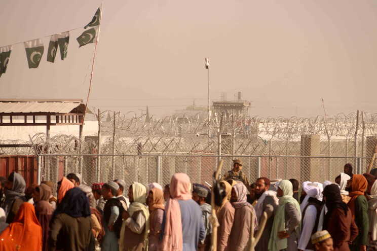Os talibãs tomaram o poder em Cabul a 15 de agosto