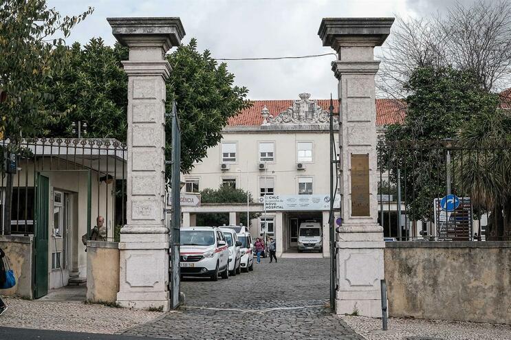 Crianças foram internadas no Hospital Dona Estefânia, em Lisboa