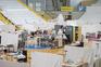 O hospital de campanha na Arena Dolce Vita de Ovar