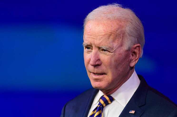 Joe Biden, presidente eleito dos EUA, foi a figura internacional do ano para os leitores do JN