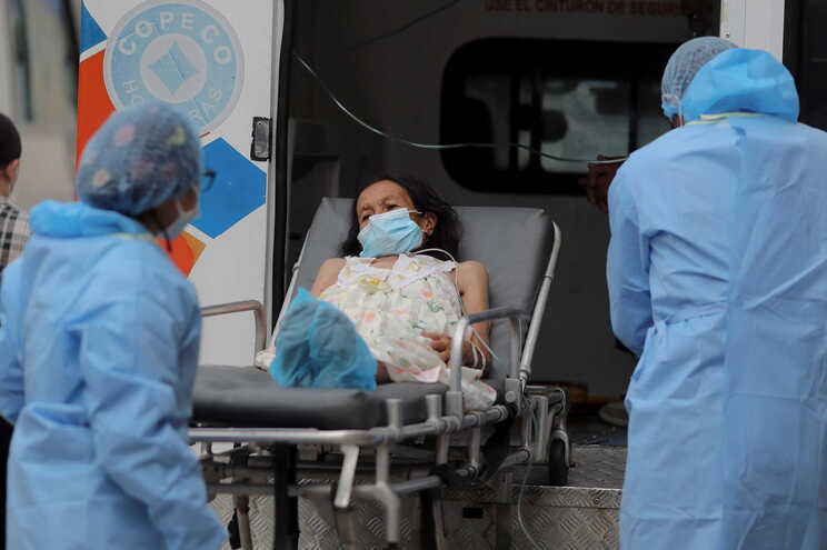 Brasil apresenta incidência de 9589 casos por 100 mil habitantes