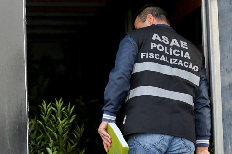 ASAE instaurou cinco suspensões de atividade parcial