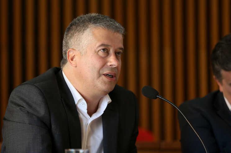 Artur Nunes, presidente da CIM de Trás-os-Montes e Alto Douro