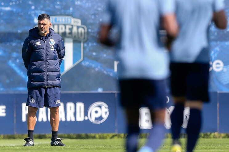 """Sérgio Conceição e o Chelsea: """"Quem não acreditar não pode vestir esta camisola"""""""