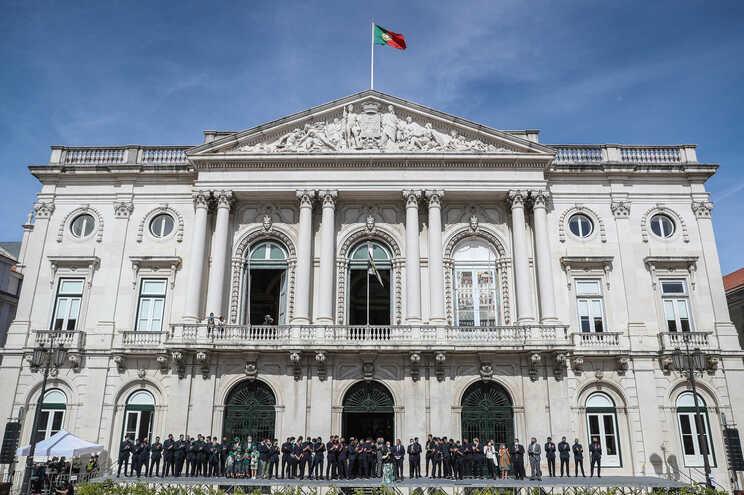 A Câmara Municipal de Lisboa
