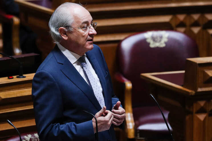 Rui Rio, presidente do PSD