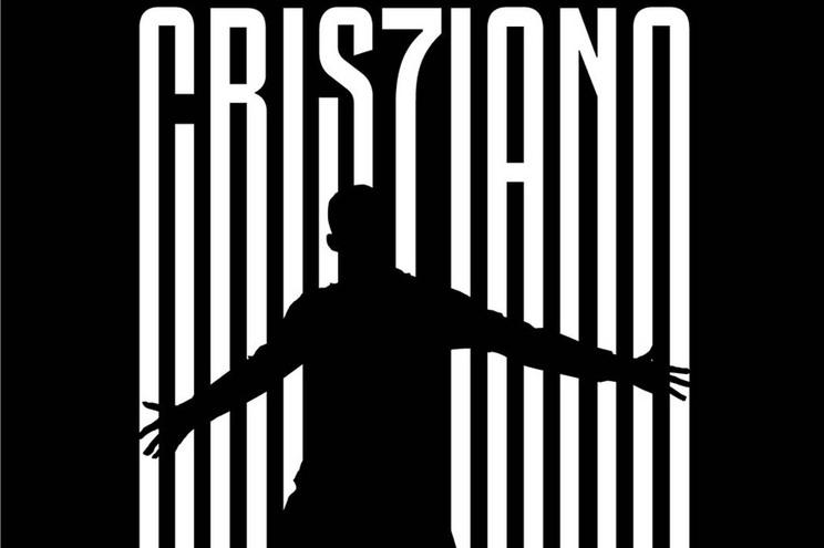 Ronaldo a caminho de Itália