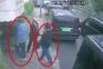 O suposto duplo de Jamal filmado a entrar no consulado saudita em Istambul, às 11.03 horas da manhã de