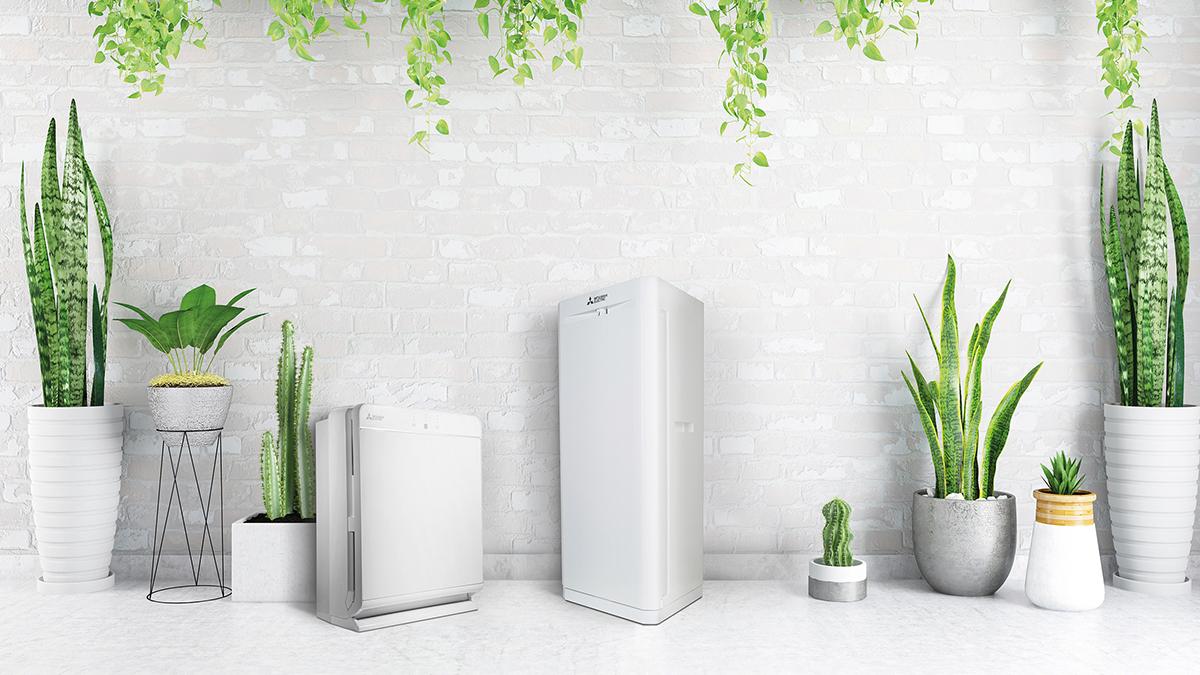 Ar limpo é ar puro