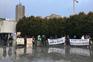 Protesto de empresários da restauração