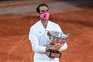 Nadal venceu o Roland Garros este domingO