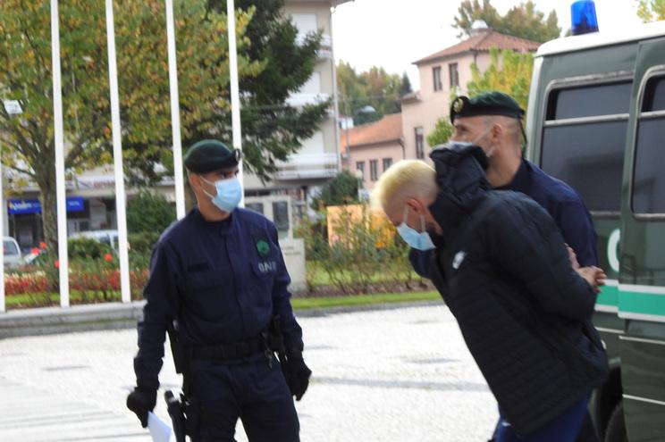 """André """"Pirata"""" foi detido em outubro"""