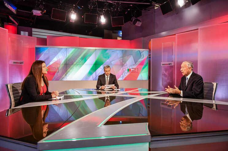 Marcelo Rebelo de Sousa é aprecidado pela personalidade e Marisa Matias pela proposta política
