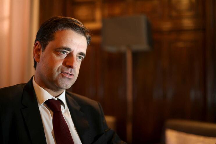 Ricardo Rio, presidente da autarquia de Braga
