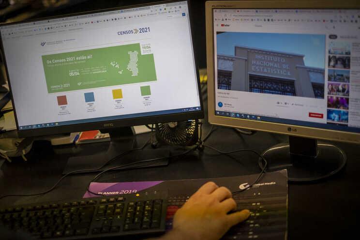 Resposta a Censos pela Internet prolongada até 31 de maio
