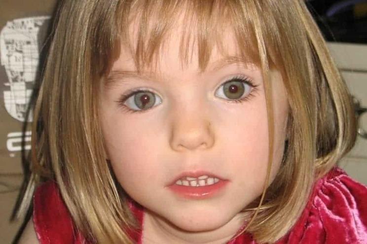 Madeleine McCann desapareceu na Praia da Luz em 3 de maio de 2007