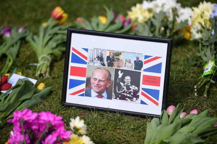 O funeral do príncipe Filipe está marcado para 17 de abril