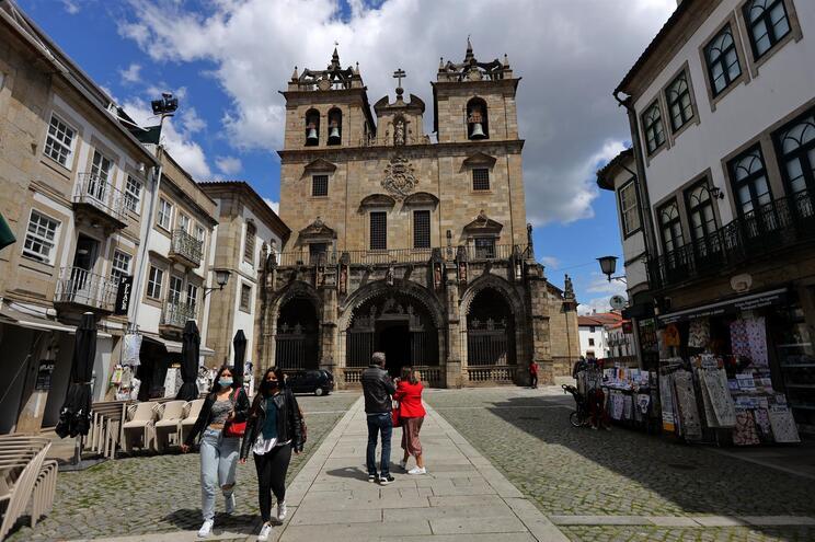 Concelho de Braga tem 177 casos de covid-19 por 100 mil habitantes