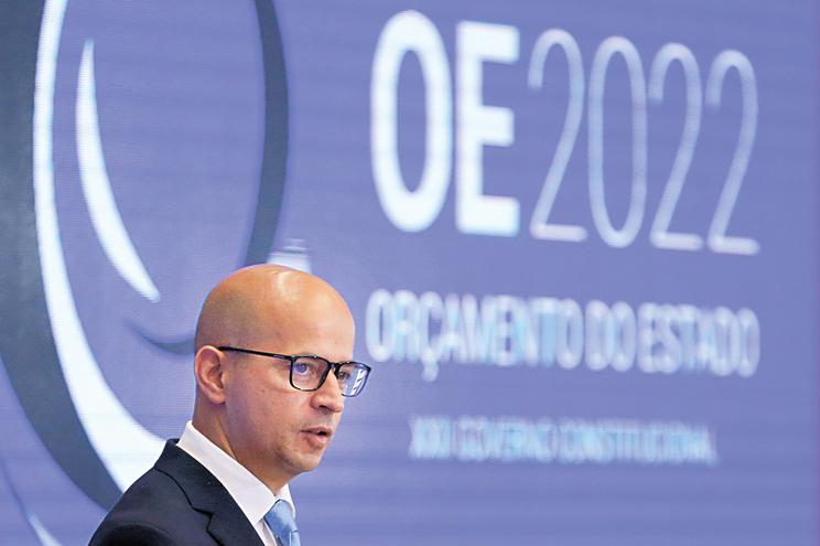 Ministro das Finanças João Leão