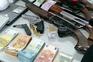 Homicida condenado por extorsão foi detido em megaoperação da PSP