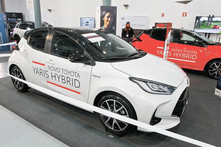 Toyota foi das empresas que mais apostaram em não plug-in nos últimos anos