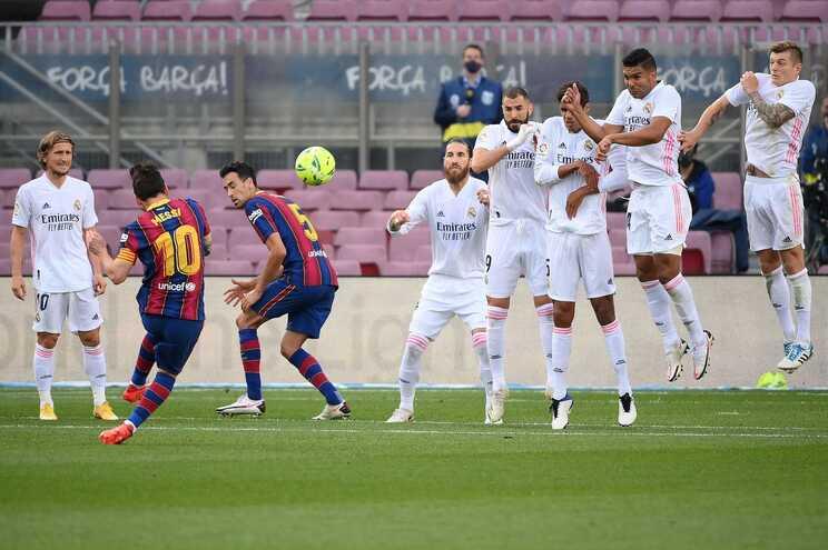 Real Madrid vence em Camp Nou e dá mais expressão à crise do Barcelona