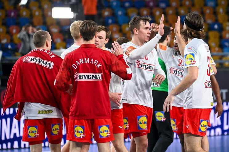 A Dinamarca venceu este sábado