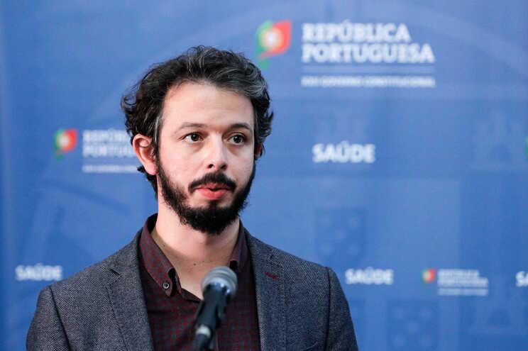 Deputado Moisés Ferreira, do BE