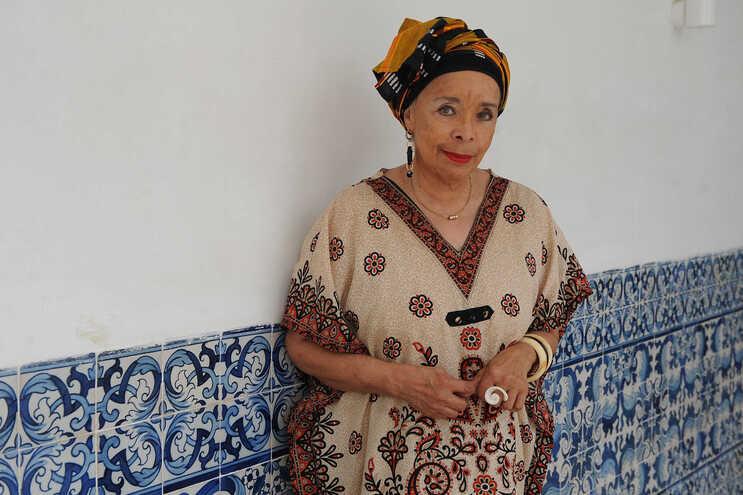 A cantora cabo-verdiana Celina Pereira morreu aos 80 anos