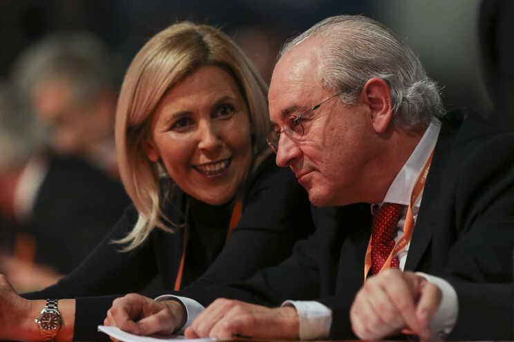 Elina Fraga foi eleita vice-presidente do PSD