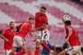 Benfica e F. C. Porto empataram esta quinta-feira
