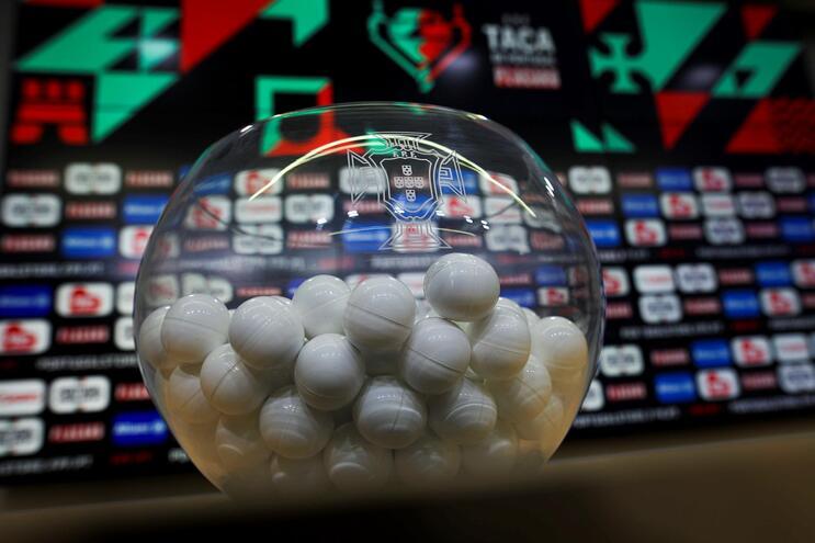 Está definida a 1.ª eliminatória da Taça de Portugal