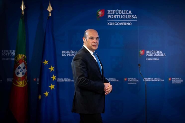 O ministro da Economia, Pedro Siza Vieira