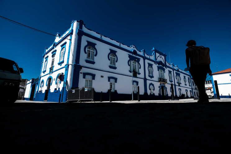 Fundação Maria Inácia Perdigão Vogado da Silva, em Reguengos de Monsaraz, onde morreram 18 pessoas infetadas