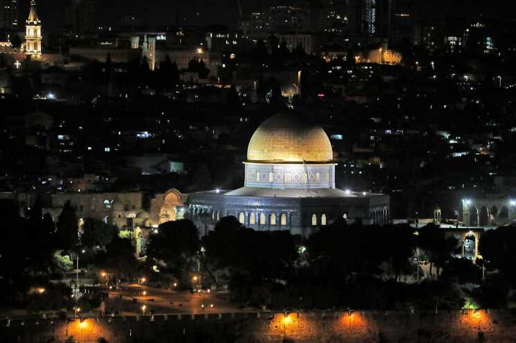 Confrontos recentes em Jerusalém provocaram centenas de feridos