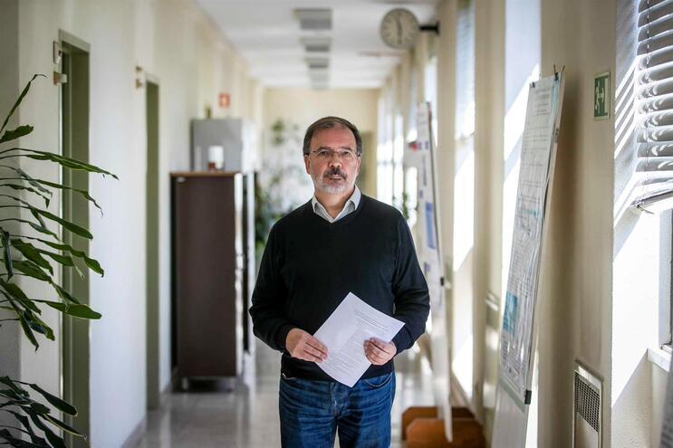 Carlos Dias, coordenador do Departamento de Epidemiologia do Instituto Nacional Dr. Ricardo Jorge (INSA)