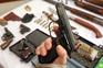 Mais de 2200 armas entregues à PSP em menos de quatro meses