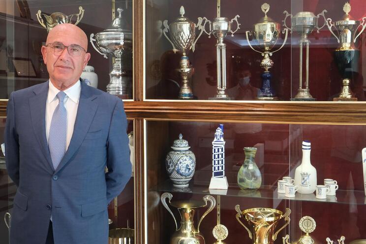 José Manuel Neves está empenhado em melhorar a comunicação via telemática na A. F. Porto