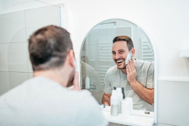 Qual é o melhor método de barbear para si?