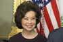 A secretária dos Transportes dos Estados Unidos, Elaine Chao, anunciou a demissão