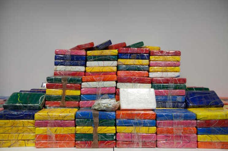 Mais de uma tonelada de cocaína apreendida no Algarve