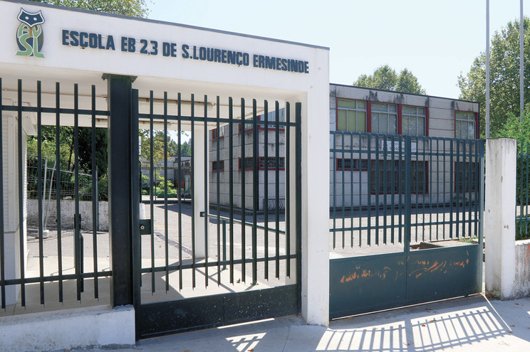 Escola EB 2/3 de S. Lourenço, Ermesinde