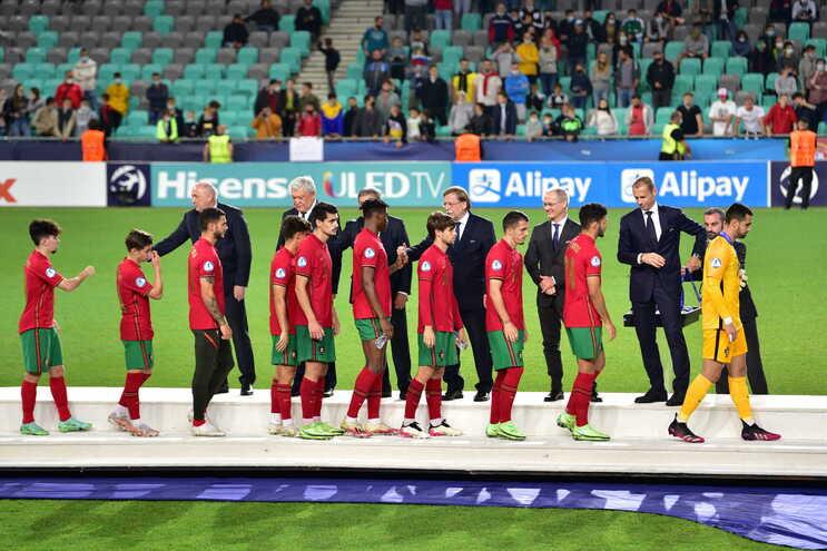 Portugal perdeu este domingo