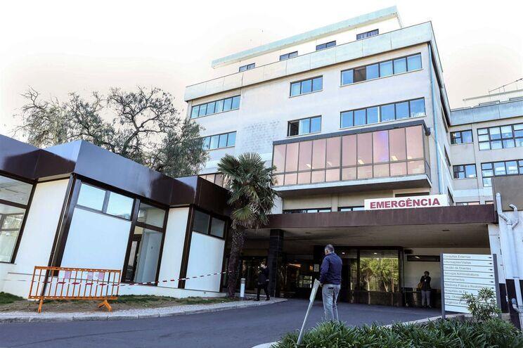 Hospital São Francisco Xavier, em Lisboa