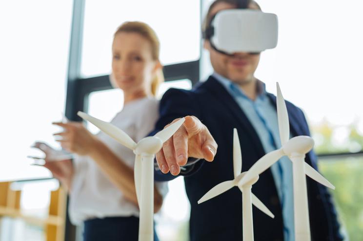 Para quem quer construir a energia do futuro e ganhar uma viagem a Silicon Valley, o desafio está lançado