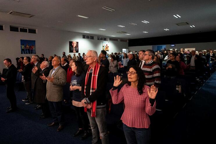 Cinco novas igrejas legalizadas todos os meses em Portugal