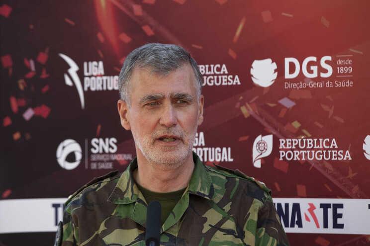 Vice-almirante Henrique Gouveia e Melo