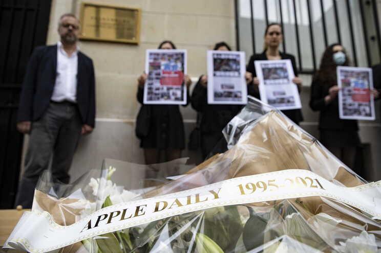 Jornais nórdicos denunciam ataque à liberdade de imprensa em Hong Kong